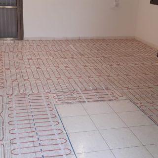 התקנת חימום תת רצפתי על בסיס חשמל באליעד